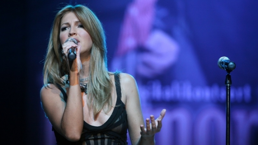 YULE: Singer Marja-Liis Ilus