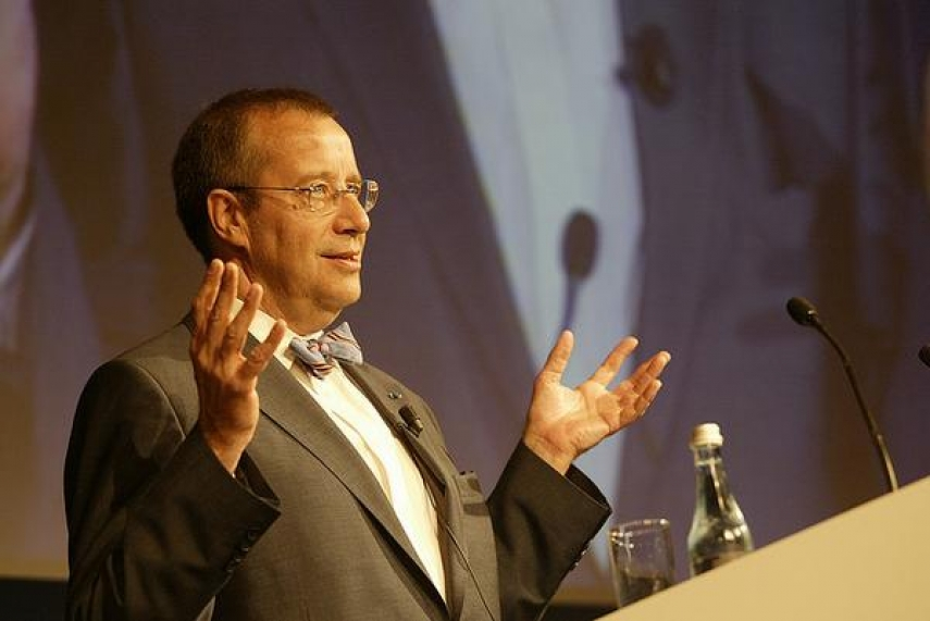 Toomas Hendrik Ilves, President of Estonia. Photo: Creative Commons