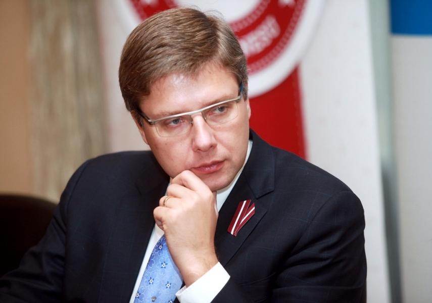 Nils Usakovs, the mayor of Riga [Photo: ushakov.lv]