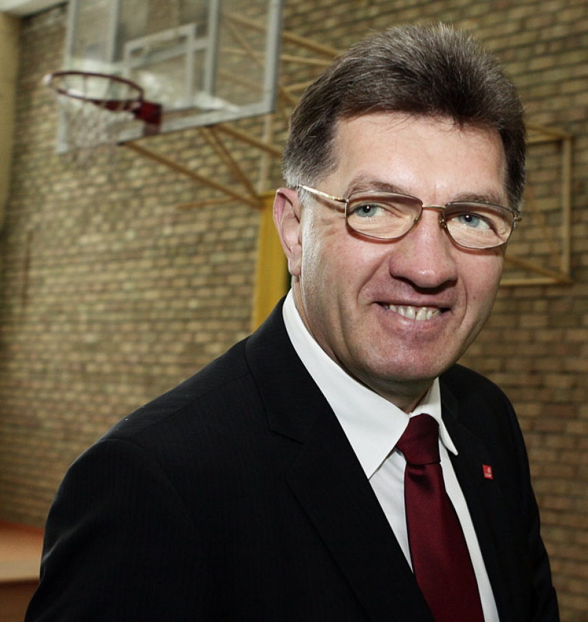Algirdas Butkevicius, Prime Minister of Lithuania [Photo: Creative Commons]