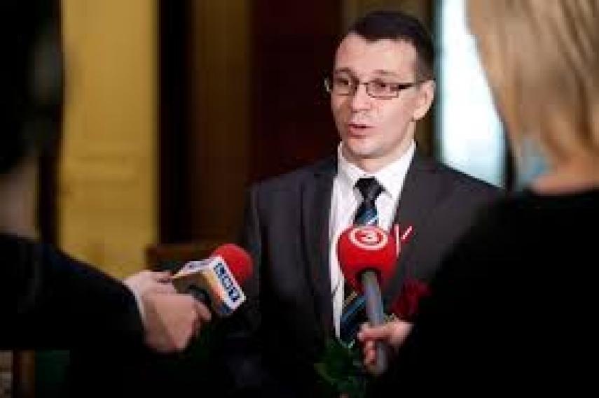 Jaroslavs Strelcenoks, current head of the Latvian Corruption Prevention Bureau