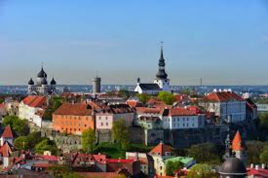 Toompea, the seat of the Estonian Parliament in Tallinn [Image: Creative Commons]