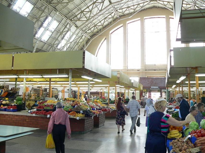 Central Market in Riga, Latvia's capital [Image: Creative Commons]