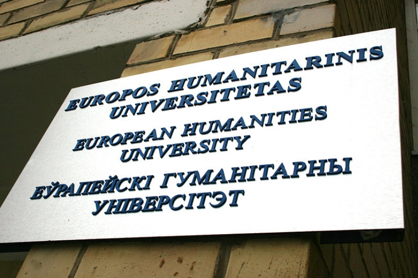 The European Humanities University in Vilnius [Image: Creative Commons]