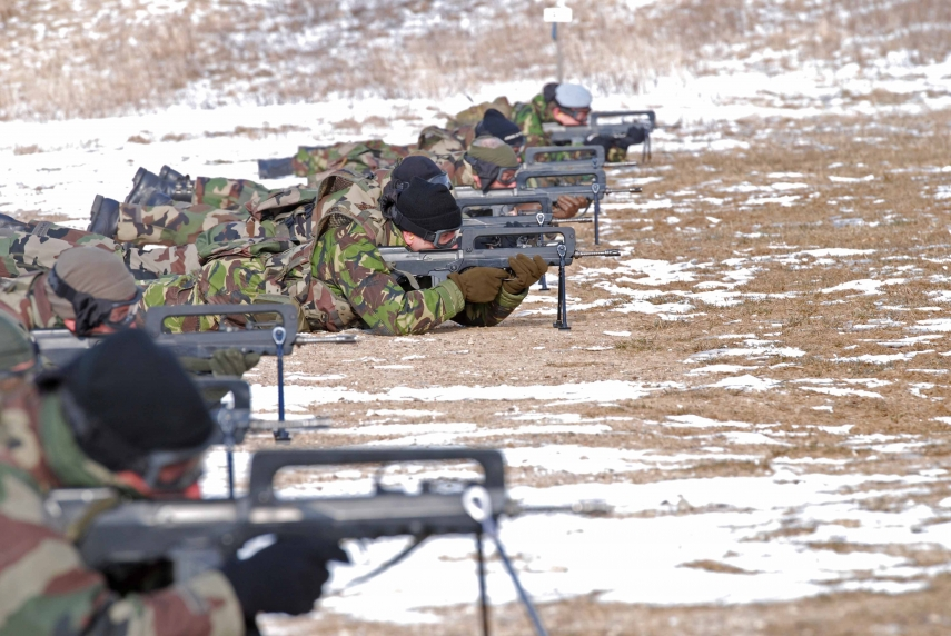 RAPID RESPONSE: NATO can now have an active military force on the ground in the Baltics within 48 hours.