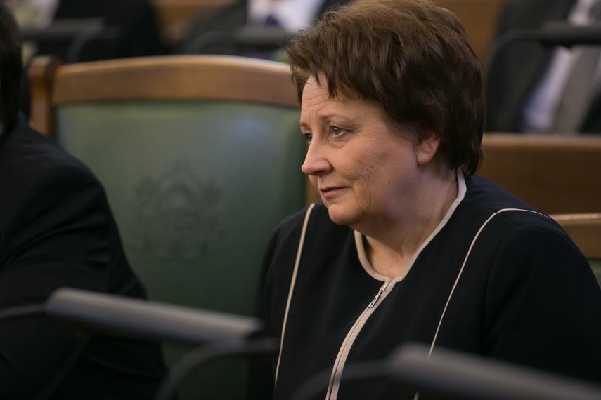 Laimdota Straujuma, president of Latvia [Image: Creative Commons]