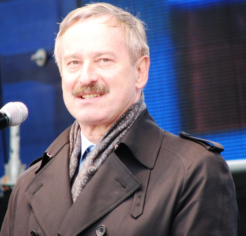 Former Estonian prime minister Siim Kallas, who has expressed scepticism about the idea of an