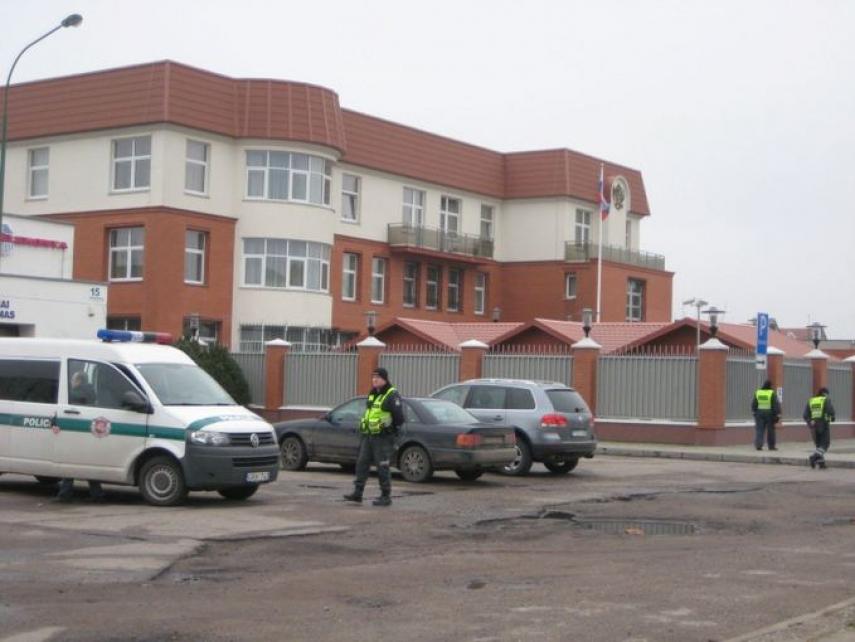 The Russian Consulate in Klaipeda [Image: 15min.lt]