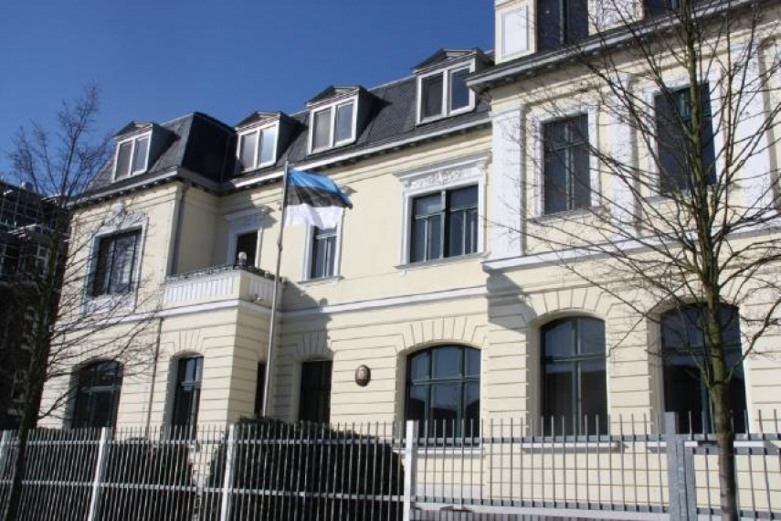 The Estonian embassy in Berlin, one of the locations where applications for e-residency can now be made [Image: eesti.ca]