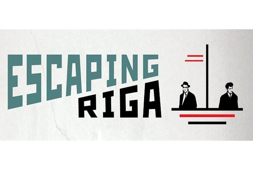 ESCAPING RIGA: Both Soviet Film director Sergei Eisenstein and political theorist Isaiah Berlin were born in Riga.