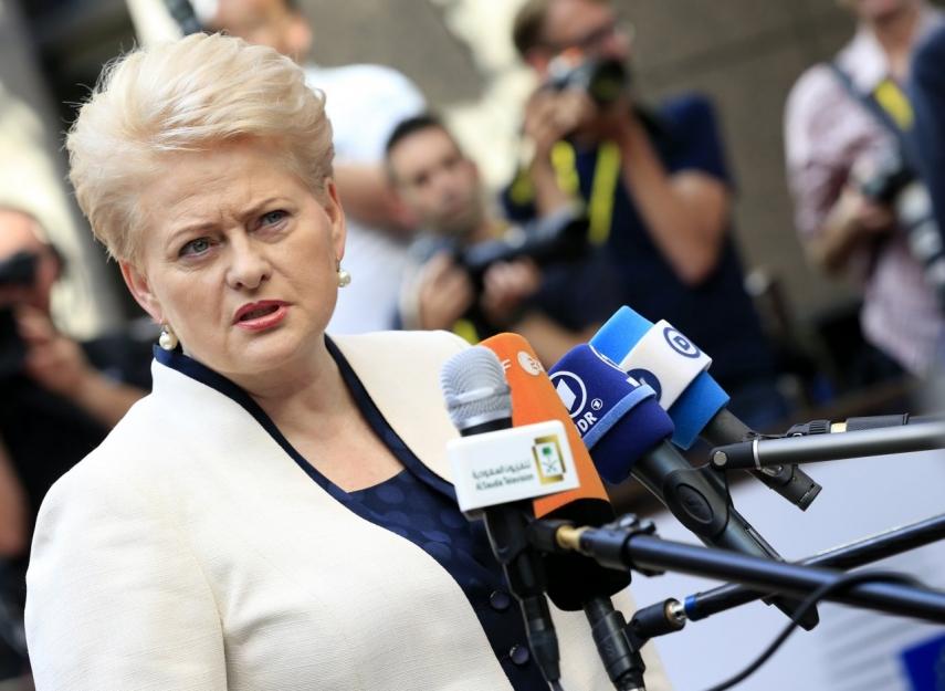 Dalia Grybauskaite [Image: GBTimes.com]