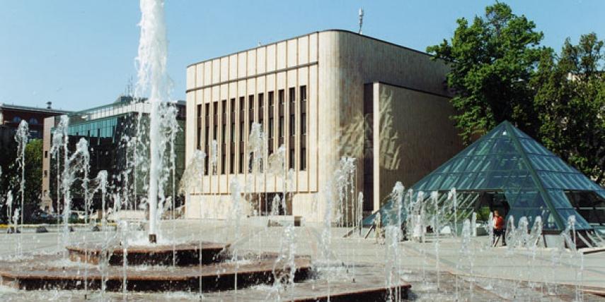 The Congress Centre in Riga [Image: russkije.lv]