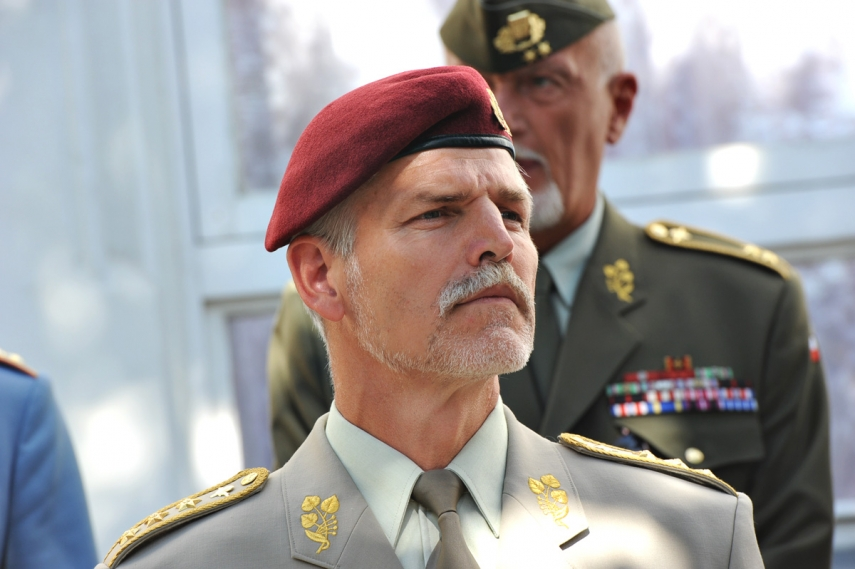 Lieutenant General Petr Pavel [Image: armyphotos.net]