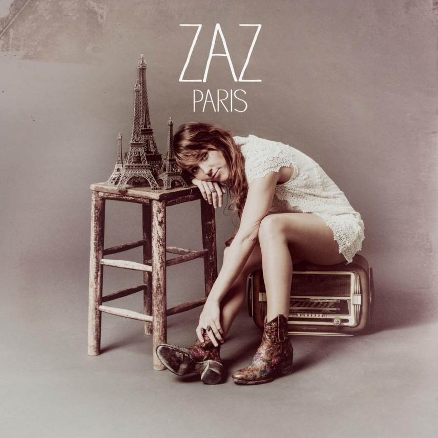 TOTALLY ZAZ: The singer has been compared to Ella Fitzgerald and Edith Piaf.