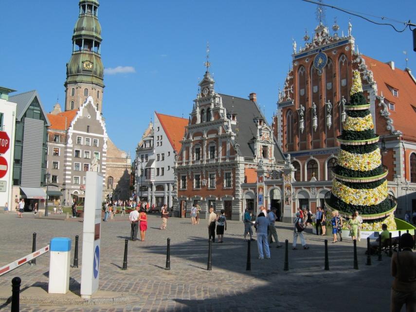 Riga [Image: Wiki Commons]