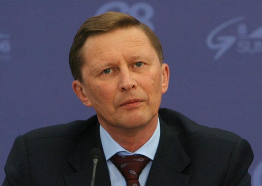 Sergei Ivanov [Image: Wiki Commons]