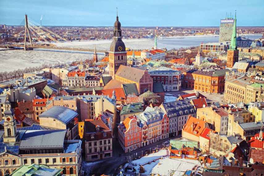 Riga and St. Petersburg will increase co-operation over the next three years [Image: smarttravel.ee]