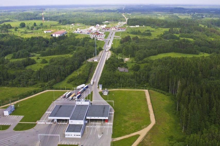 The Russian-Estonian border [Image: vox.com]