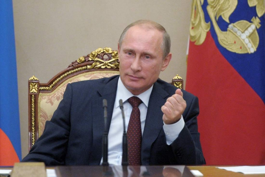 Russian President Vladimir Putin [Image: Time Magazine]