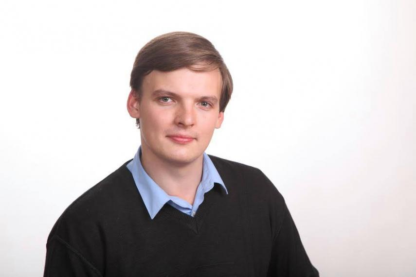 Opposition journalist Andrey Nekrasov [Image: gazetanova.ru