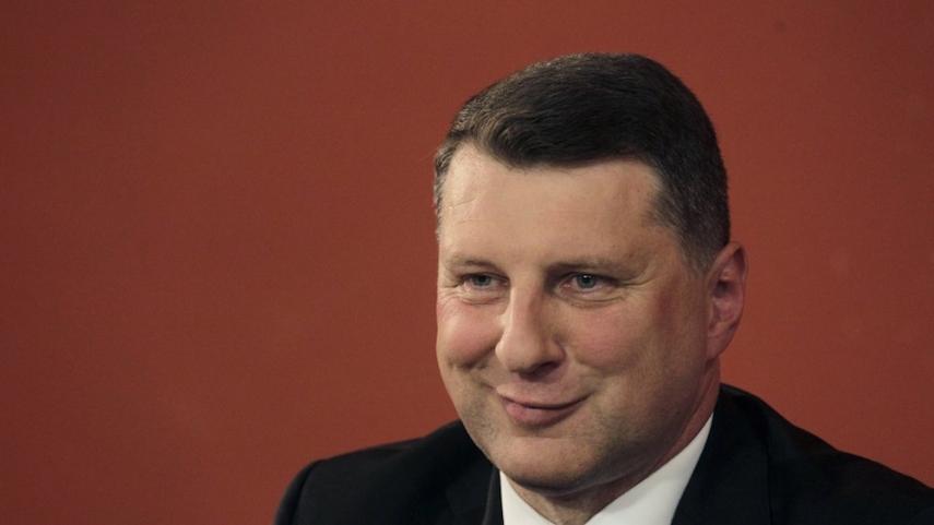 Latvian President Raimonds Vejonis [Image: Zeit.de]