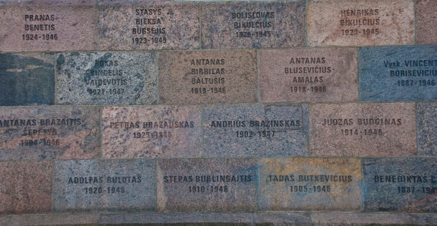 Victims of KGB repression remembered in Vilnius [Image: Wiki Commons]