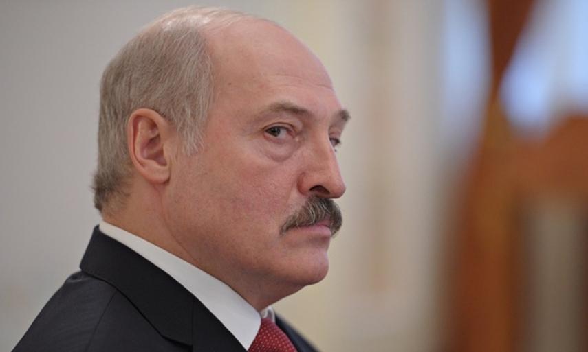 Recently re-elected Belarusian President, Aleksander Lukashenko [Image: The Guardian]