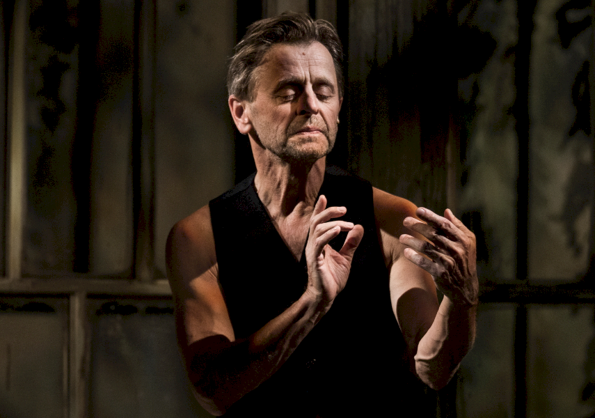 MIKHAIL BARYSHNIKOV: His first love was theatre.