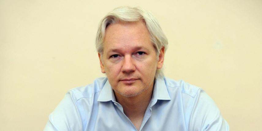Wikileaks founder Julian Assange [Image: