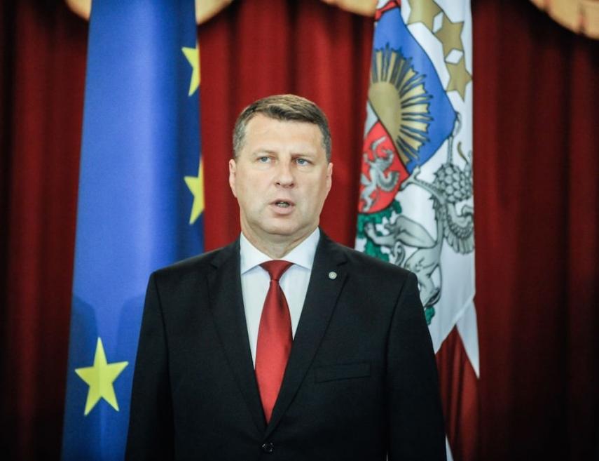 President Vejonis [Image: lat.mixnews.lv]