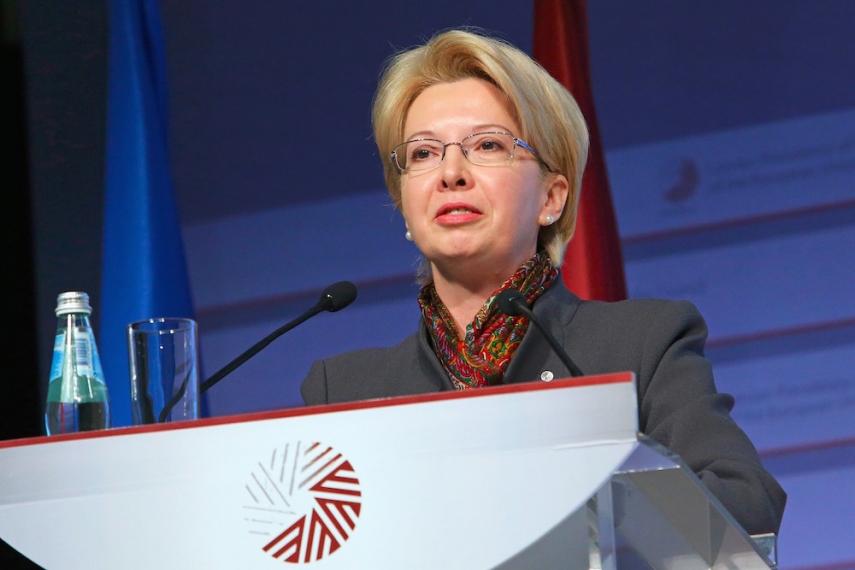 Inara Murniece [Image: EULV.2015]