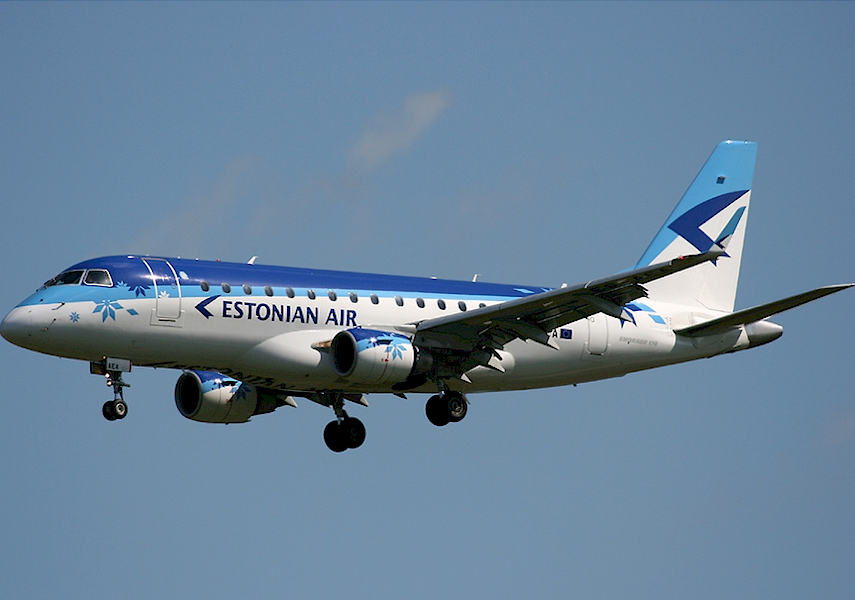 Journey's end: after 24 years of flying, Estonia's state carrier has gone bankrupt