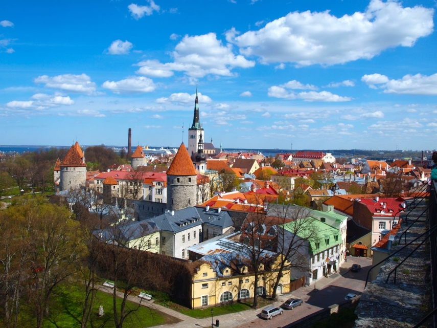 Tallinn, where the two ISIS suspects are on trial [Image: Wiki Commons]