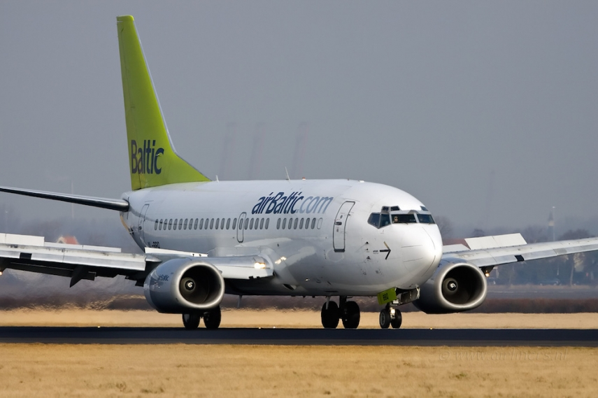 Air Baltic has been approved an €80mn loan by the Latvian Parliament [Image: Airliners.nl]