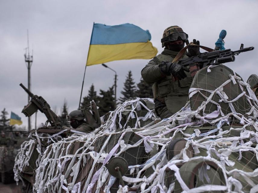 Ukrainian Armed Forces [Image: Independent.co.uk]