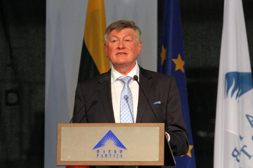 Arturas Paulauskas [Image: 15min.lt]
