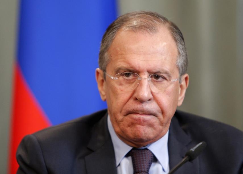Russian Foreign Minister Lavrov [Image: IBTimes.com]