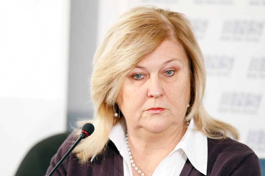 Health Minister Salaseviciute has resigned amidst a corruption scandal [Image: Wikipedia.lt]