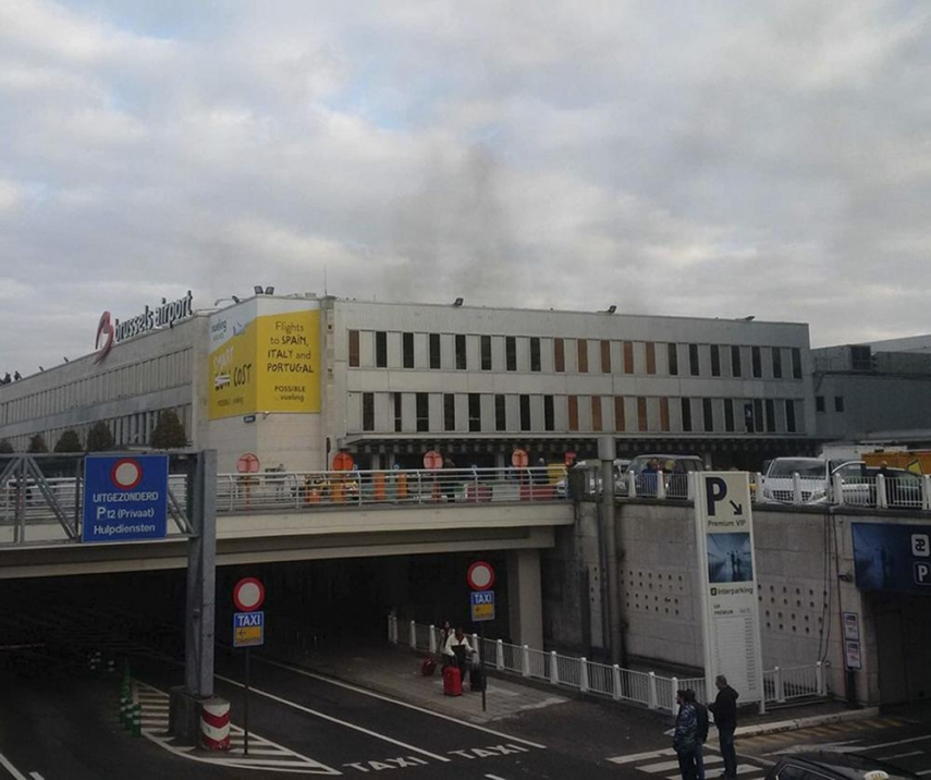 Brussels was shook by terrorist attacks on the morning of March 22