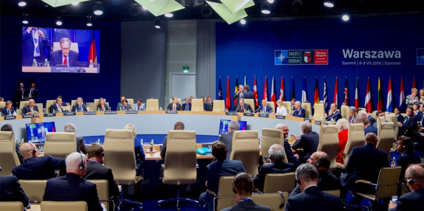 NATO summit in Warsaw [US Dept of State]