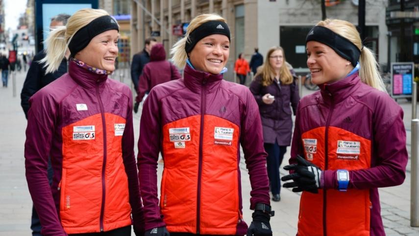 Estonia's fascinating triplets in Rio Olympics' marathon