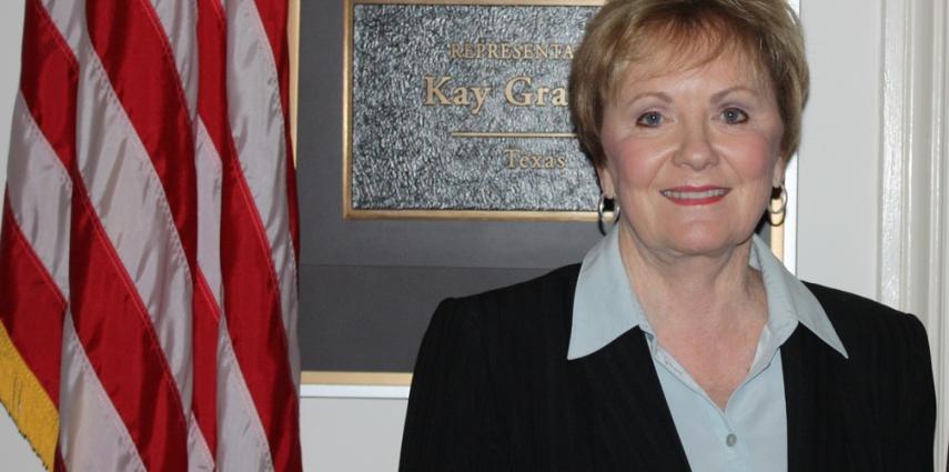 Representative Kay Granger [European People's Party]