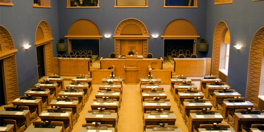 The Hall of the Riigikogu [Rastrojo]
