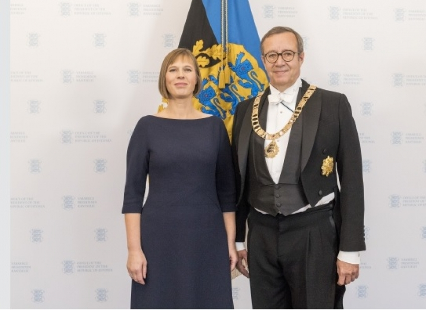 Photo courtesy of the Estonia Office of the President
