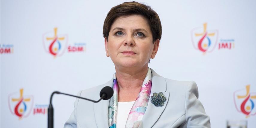 Beata Szydlo [Kancelaria Premiera, Chancellery of the Prime Minister of Poland]