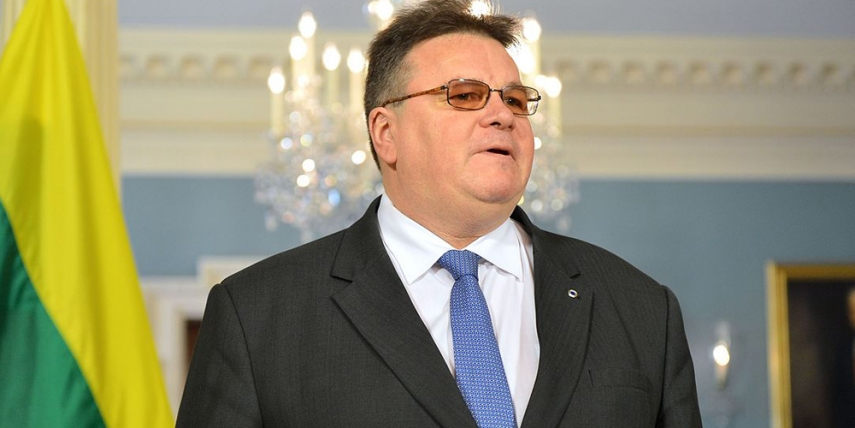 Linas Linkevicius [US Department of State]