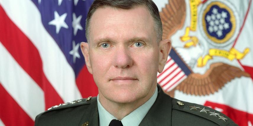 Retired General John