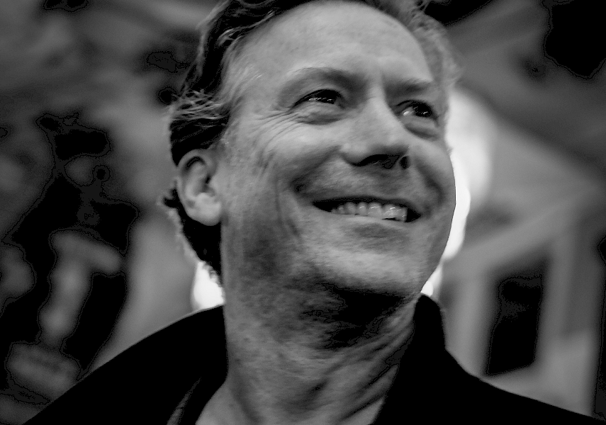 Stephan Collishaw, a British novelist and editor at Noir Press.