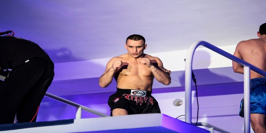Lithuanian MMA fighter Morkevicius shot dead in Kaunas