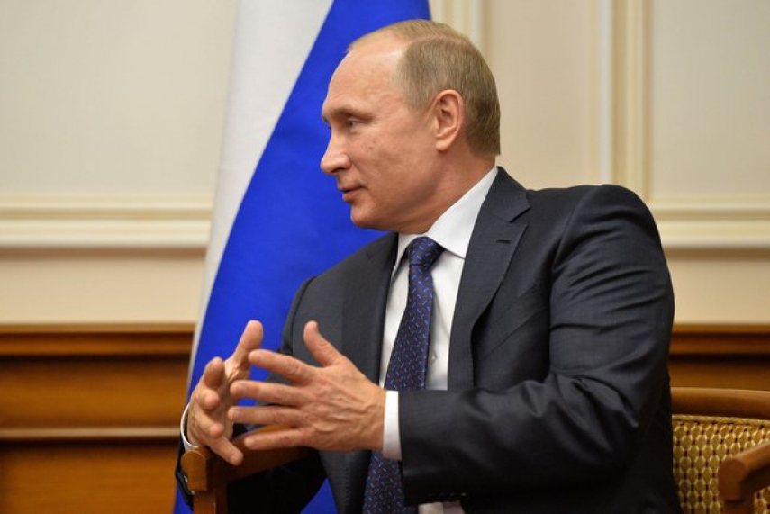 Putin: Russian-Chinese drills in Baltic Sea not directed against third countries